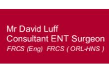 Dr David Luff